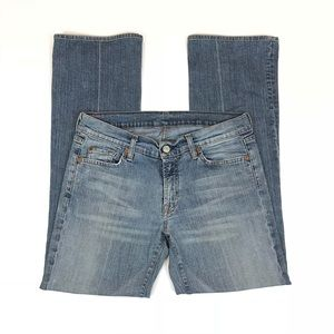 7 For All Mankind by Jerome Dahan Bootcut Jean